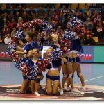 Las cheerleaders del Meshkov Brest. Foto: Martín Schmitt