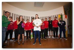 Primera gala del balonmano en La Rioja. Foto: Fernando Díaz