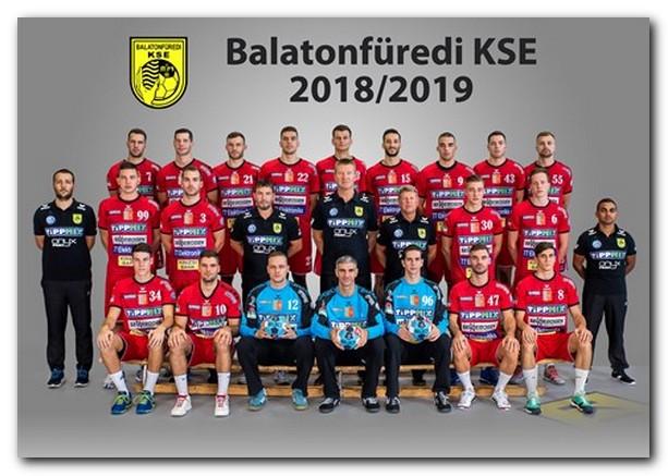 Fotografía del BalatonFuredi. Foto: EHF