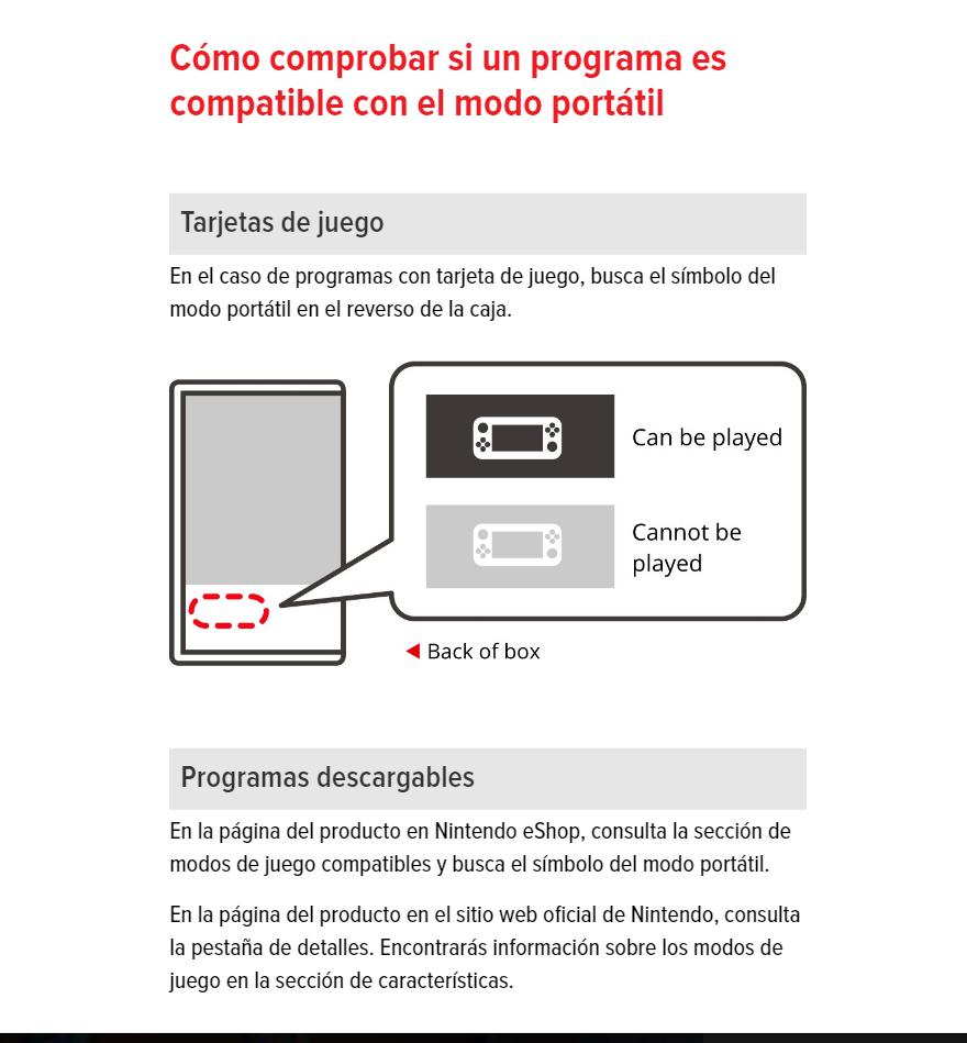 Nintendo Switch Lite -modo portatil