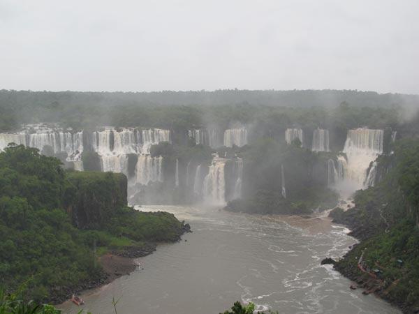 Iguazú-Blog la vida en el aire