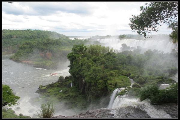 Iguazú. La magia de las cataratas