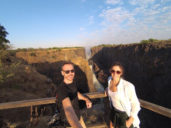Cataratas Victoria- Blog La vida en el aire