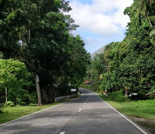 Carreteras en Filipinas