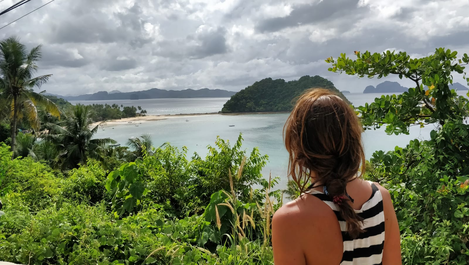 El Nido, Filipinas. Playa de Las Cabañas
