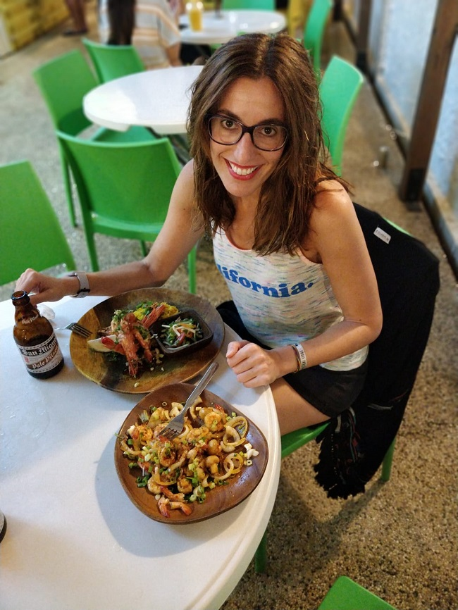 Restaurante Pilya,  en Alona Beach