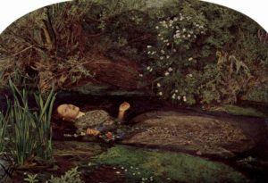 Ofelia, de John Everett Millais