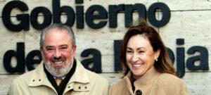 José Ignacio Nieto y María Martín, en una imagen de archivo. Foto de Jonathan Herreros