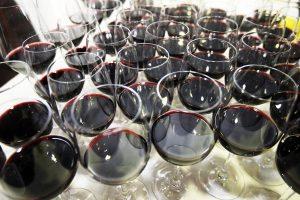Copas de vino de Rioja. Foto de Justo Rodríguez para Diario LA RIOJA