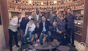 Fiesta de aniversario del Wine Fandango