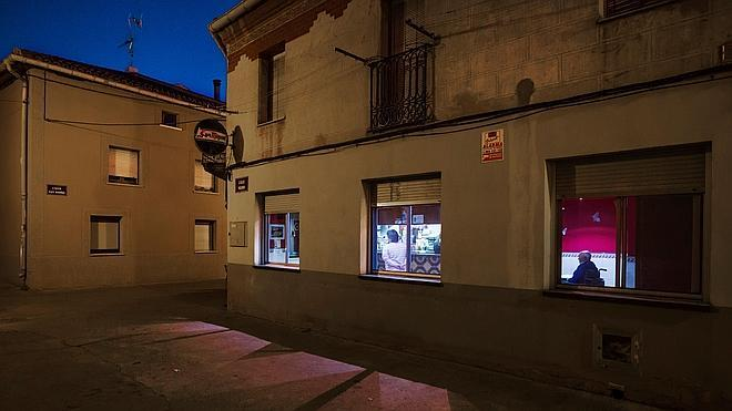 Bar en Tormantos. Foto de Justo Rodríguez