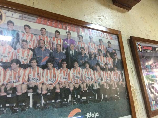 Poster del Club Deportivo Logroñés