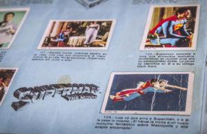 LOGRONO. Album de cromos de la pelicula Superman. 19.05.2018 Justo Rodriguez