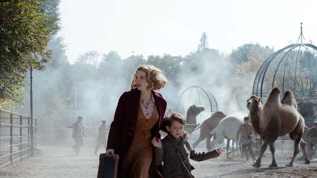 Antonina y su hijo