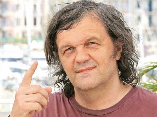 El director Emir Kusturica