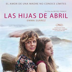 Cartel de la película Las hijas de Abril