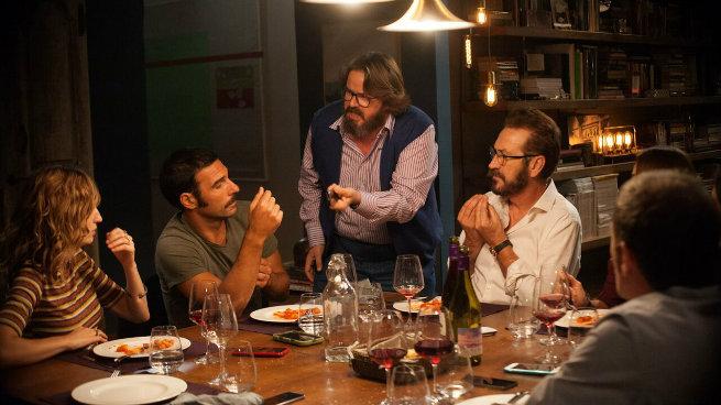 Imagen del filme italiano Perfetti sconosciutti