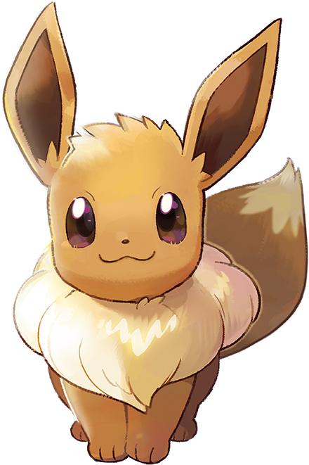 Pokémon: Let's Go - Eevee