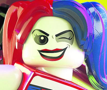 LEGO DC SUPERVILLANOS