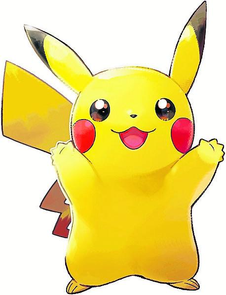 Pokémon: Let's Go - Pikachu