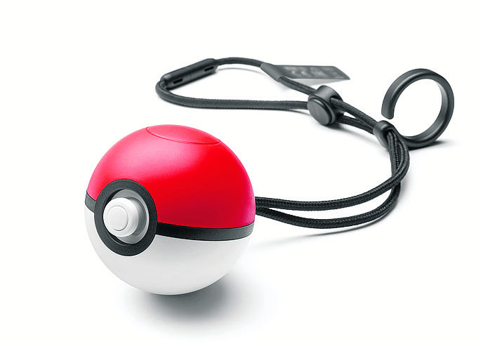 Pokémon: Let's Go- Pokéball Plus