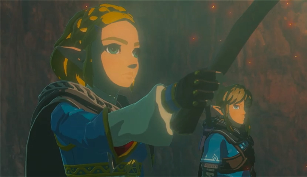 E3 2019 The Legend of Zelda: Breath of the Wild 2