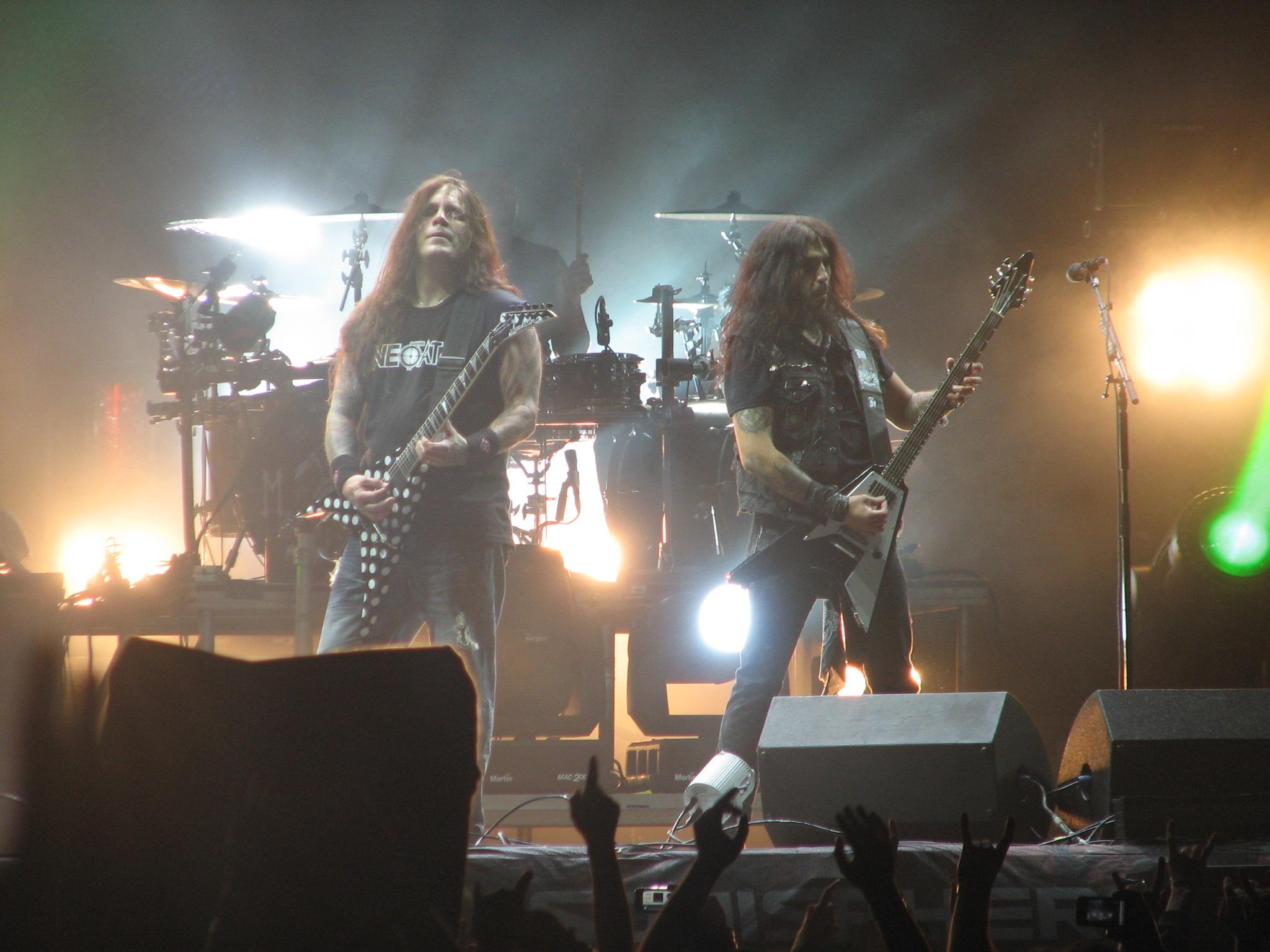 Sonisphere 2012 grandes conciertos grandes decepciones for Oficina consumidor getafe