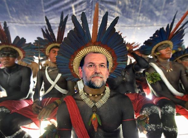 Rajoy y Bertn: Joder, joder, joder Espaa EL PAS